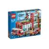 Lego City – 60004 – Jeu de Construction – La Caserne des Pompiers