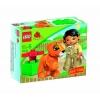 Lego – 5632 – Jeu de construction – Duplo Legoville – La gardienne du zoo