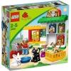Lego – 5656 – Jeux de construction – lego duplo legoville – L'animalerie