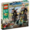 Lego Kingdoms – 7187 – Jeu de Construction – L'Évasion de la Prison du Dragon