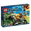 Lego Legends Of Chima – Playthèmes – 70005 – Jeu de Construction – Le Chasseur Royal de Laval