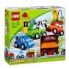 Lego Duplo Briques – 10552 – Jeu de Construction – Set de Voiture à Construire