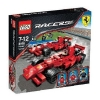 Lego – 8168 – Jeu de construction – Racers – La victoire Ferrari