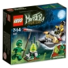 Lego Monster Fighters – 9461 – Jeu de Construction – La Créature des Marais