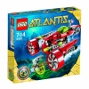 Lego – 8060 – Jeu de Construction – Lego Atlantis – Le Sous-marin Turbo