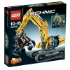 Lego Technic – 42006 – Jeu de Construction – La Pelleteuse