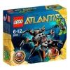 Lego – 8056 – Jeu de Construction – Lego Atlantis – Le Crabe des Profondeurs