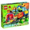 Lego Duplo Legoville – 10508 – Jouet de Premier Age – Mon Train de Luxe