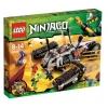 Lego Ninjago Playthème – 9449 – Jeu de Construction – Le Tout-Terrain Ultrasonique