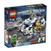 Lego – 5971 – Jeu de construction – Space Police – Le transport des lingots d'or