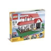 Lego – Créator – jeu de construction – La maison