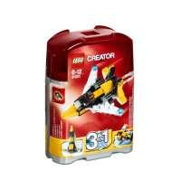 Lego Creator – 31001 – Jeu de Construction – Le Mini Avion