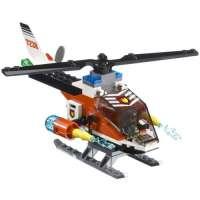 Lego – City – jeu de construction – L'hélicoptère des pompiers