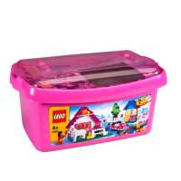 Lego – 5560 – Briques – Jeu de construction – Grande boîte filles
