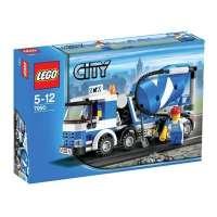 Lego – City – jeu de construction – La bétonneuse