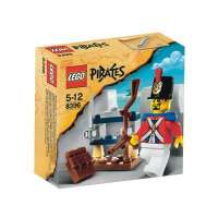 Lego – 8396 – Jeu de construction – Pirates – Le soldat