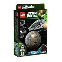 Lego Star Wars TM – 75007 – Jeu de Construction – Republic Assault Ship & Coruscant