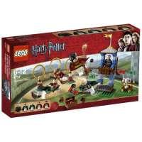 Lego – 4737 – Jeu de Construction – Harry Potter – Le Match de Quidditch