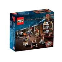 Lego Pirates des Caraïbes – 4191 – Jeu de Construction – La Cabine du Capitaine