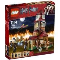 Lego – 4840 – Jeu de Construction – Harry Potter – Le Terrier