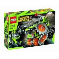 Lego – 8963 – Jeu de construction – Power Miners – Le Brise-Roches Volcaniques
