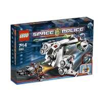 Lego – 5983 – Jeux de construction – lego space police – Le vaisseau secret de la police de l'espace