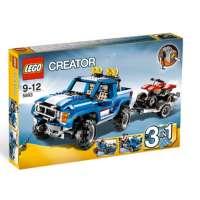 Lego – 5893 – Jeux de construction – lego creator – Le tout-terrain et son quad