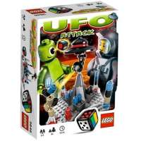 Lego – 3846 – Construction et Maquette  – Lego Games – UFO Attack