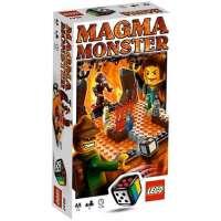 Lego Games – 3847 – Jeu de Société – Magma Monster