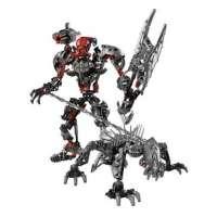 Lego – Bionicle – jeu de construction – Maxilos et Spinax