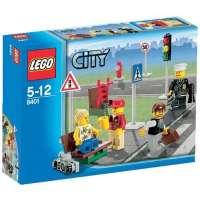 Lego – 8401 – Jeu de construction – Lego City – Collection de figurines Lego City