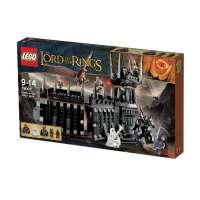 Lego the Lord of the Ring – 79007 – Jeu de Construction – La Bataille de la Porte – Noir