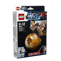 Lego Star Wars – 9675 – Jeu de Construction – Sebulba's Podracer et Tatooine