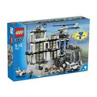Lego – City – jeu de construction – Le Commissariat de police