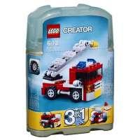 Lego Creator – 6911 – Jeu de Construction – Le Mini Camion de Pompier