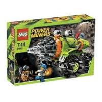 Lego – 8960 – Jeu de construction – Power Miners – La Foreuse-éclair