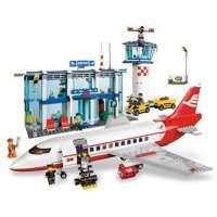Lego – 3182 – Jeux de construction – lego city – L'aéroport
