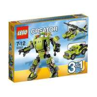 Lego Creator – 31007 – Jeu de Construction – Le Super Robot