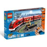 Lego – 7938 – Jeux de construction – lego city – Le train de passagers
