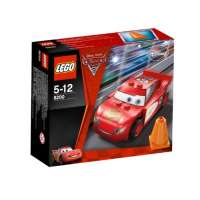 Lego Cars – 8200 – Jeu de Construction – Flash McQueen  – Echelle 1/55