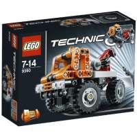 Lego Technic – 9390 – Jeu de Construction – La Mini-Dépanneuse