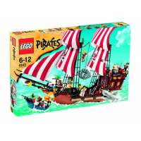 Lego – 6243 – Jeu de construction – Pirates – Le bateau pirate