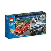 Lego City – 60007 – Jeu de Construction – La Course Poursuite de la Police Spéciale