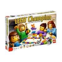 Lego Games – 3861 – Jeu de Société – Lego Champion
