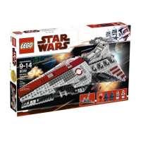 Lego – 8039 – Jeu de construction – Star Wars TM – Clone Wars – Venator-class Republic Attack Cruiser