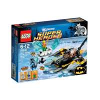 Lego Super Heroes – DC Universe – 76000 – Jeu de Construction – Aquaman Sous la Glace – Artic Batman Contre Mr. Freeze