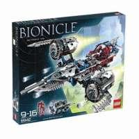 Lego – 8942 – Jeu de construction – Bionicle – Jetrax T6 V29