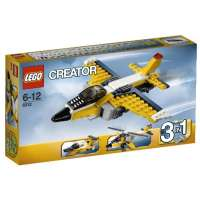 Lego Creator – 6912 – Jeu de Construction – L'Avion à Réaction