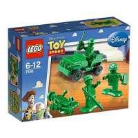 Lego – 7595 – Jeu de Construction – Toy Story – Les Petits Soldats en Patrouille