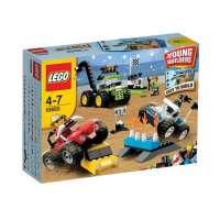 Lego Briques – 10655 – Jeu de Construction – Ensemble de Monster Trucks